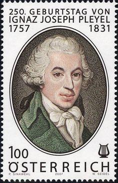 Ignaz Joseph Pleyel   (austria)