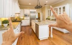 It is important to plan well when you are about to start a kitchen remodel so that you aren't eating out every single day. Here are some tips on how to survive during a kitchen remodel. Smart Kitchen, Kitchen Tops, Home Remodeling, Kitchen Remodeling, Cool Kitchens, Kitchen Design, Survival, House Design, Projects