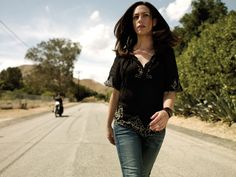 women jeans sons of anarchy chopper maggie siff wallpaper High Quality Wallpapers,High Definition Wallpapers Sons Of Anarchy Characters, Sons Of Anarchy Tara, Maggie Siff, Inside The Actors Studio, Signature Look, Kanye West, Costume Design, Style Me, T Shirts For Women