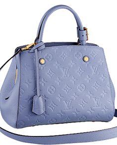 Louis Vuitton, love! Me encanta el color lavanda!