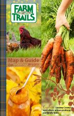 Sonoma County Farm Trails Map & Guide - Fall Fun in Northern California Sonoma County California, California Food, Northern California, Sonoma Wine Country, Lavender Honey, Food Concept, Trail Maps, Down On The Farm, Farm Gardens