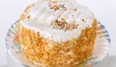 Рецепта за Торта с орехи и круши