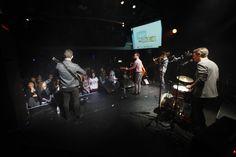ABERDEENERS à l'open-mic de Clermont-Ferrand le 1er avril 2014. #soshinrockslab Crédit photos : Guillaume Trouvé