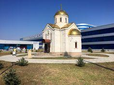 Храм святого пророка Божия Илии, покровителя воздушных путешественников