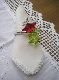 anel de guardanapo de natal - Pesquisa Google