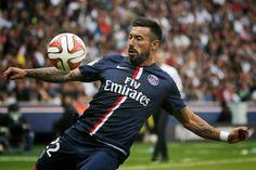 Pemain Paris Saint-Germain Incar Kemenangan - Pemain sayap Paris Saint-Germain Ezequiel