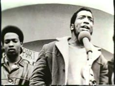 Black Panther Party  Major role players of the Civil Rights Movement in the late 1960s.