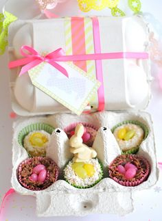 "https://flic.kr/p/e6JPea | Easter egg box filled with sweet treats | Blogged at Torie Jayne.com <a href=""http://toriejayne.com/"" rel=""nofollow"">Blog</a>