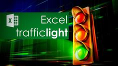 How to build Excel trafficlight Dashboards using Icon sets