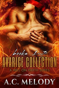 The Avarice Collection by AC Melody #boxset #pnr #darkromance
