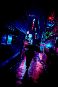 Noe Alonzo is a photographer based in Seoul, South Korea, who is well known for his neon-noir and cyberpunk style depiction of Seoul's streets and alleyways. His images are full of an ethereal energy that takes an ordinary street to the future. Cyberpunk City, Cyberpunk Aesthetic, Neon Aesthetic, Cyberpunk Fashion, Artistic Photography, Night Photography, Street Photography, Japanese Photography, Urban Photography