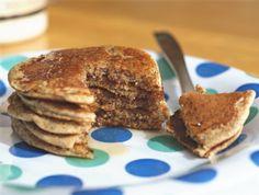 Anti-candida, Sugar-Free, Gluten-Free, Vegan Grain-Free Lemony Almond Pancake Recipe | Diet, Dessert and Dogs