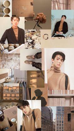 We Bare Bears Wallpapers, Cute Wallpapers, Park Chanyeol Exo, Baekhyun, Lock Screen Backgrounds, Lavender Aesthetic, Sehun Cute, Exo Lockscreen, Kpop Aesthetic