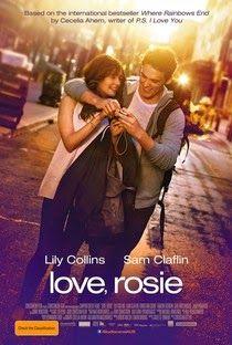 romance, comédia romântica, amizade, distância, burlesca, família, amigos, filha, casamento, traição, Lily Collins, Sam Claflin
