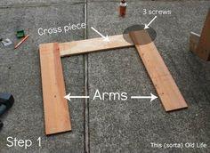 DIY Pallet Adirondack Chair: Step by Step Tutorial   99 Pallets