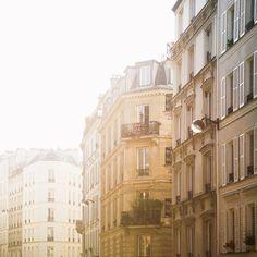 morning light   Paris