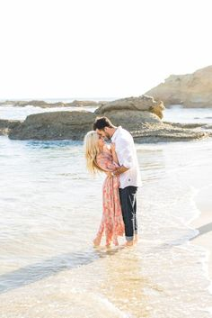 It really hits you when you get your engagement photos back...I'M GETTING MARRIED! It was a no brainer when choosing where to take engagement photos because we knew we had to go back to where it all started!Our first date was a walk on the beach, our home roots were made at the beach and of