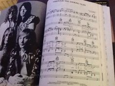 "Mott the Hoople Songbook ""Through The Looking Glass"""