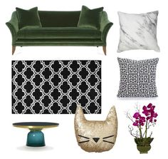 """Untitled #584"" by boomblastandruin ❤ liked on Polyvore featuring interior, interiors, interior design, home, home decor, interior decorating, Garland Rug, Michael Thomas Collection, ClassiCon and PBteen"