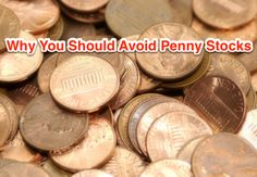 Why You Should Avoid Penny Stocks    Ever wonder what penny stocks were and what the allure was? Don't get sucked into the hype. See why you should avoid penny stocks.