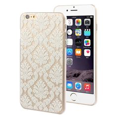 Henna Floral Paisley spindrift Case Cover for iphone 6 Plus 5.5 Inch - $1.66