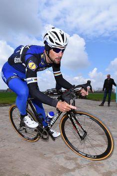 Paris Roubaix recon Tom Boonen (c) TDWsport.com