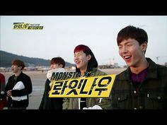 [RIGHT NOW(롸잇나우)] Ep 1. Highlight_Maknae I.M Entered the Water!(막내 아이엠의 ...