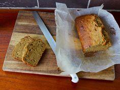Wholesome Vegan Banana Bread | Sugar and Cinnamon