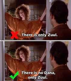 Zuul's Declaration - Ghostbusters | 14 Famous Movie One-Liners You've Been Quoting Wrong For Years