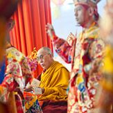 HH The Dalai Lama: All major religious traditions carry basically the same message, that is love, compassion and forgiveness ... the important thing is they should be part of our daily lives.