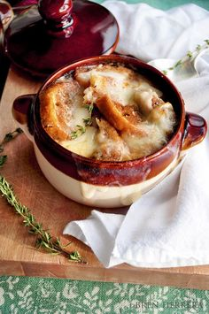 Simple French Onion Soup | Flanboyant Eats™: Latin Fusion Cooking & Tasty Travels Under Pressure!™