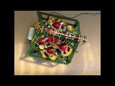 Compact Servetti Meccano Braiding Machine - YouTube