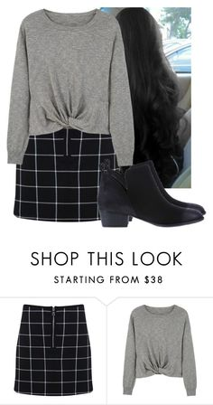 """Untitled #4102"" by hannahmcpherson12 ❤ liked on Polyvore featuring Miss Selfridge and MANGO"