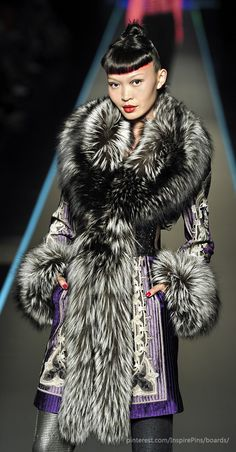 Jean Paul Gaultier Haute Couture Fall 2008