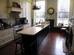Inviting sophisticated kitchen. - via oldhouses.com   for sale!