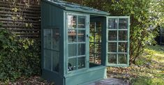 Garden Structures, Outdoor Structures, Diy Greenhouse, Garden Features, Summer Dream, House Rooms, Small Living, Garden Projects, Glamping
