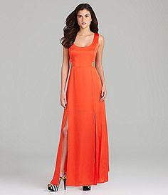 Gianni Bini Ava Maxi Dress #Dillards  I Have found the dress! 7/13/13 will be THEE DAY. #fierce