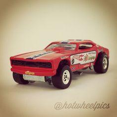 NHRA Series - Mongoose Duster - 2012 Hot Wheels Racing Series - #hotwheels | #diecast | #toys