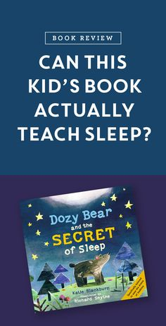 A children's book that combines proven sleep and relaxation techniques with gorgeous illustrations. A great book designed to help kids fall asleep. via @pregnantchicken