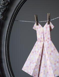 Orgami Dress
