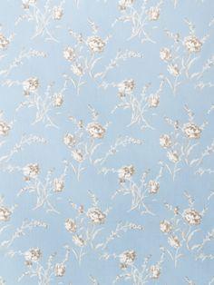 Lucie Cornflower - Fabric - Fabricut