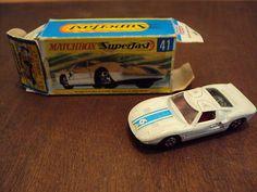 1970 Matchbox Lesney Superfast No.41 Ford GT (Rare) - http://www.matchbox-lesney.com/?p=4223