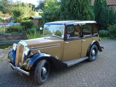 Wolseley Hornet - 1936