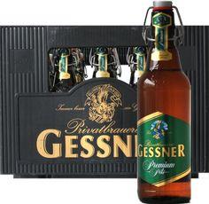 Gessner Premium Pils Bügel Bier - Getränke Markt Deliorman Berlin
