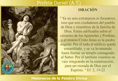 Misioneros de la Palabra Divina: SANTORAL - PROFETA DANIEL  (A.T.)