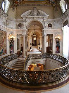 Château de Chantilly - Hall of Honour