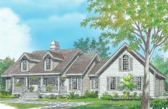 House Plan The New Hope by Donald A. Gardner Architects