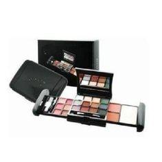 Eyeshadow-Makeup-Kit-0-5-Oz-Travel-Size-Mirror-Cosmetic-Set-Fast-Shipping