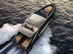Lamborghini Yacht by Mauro Lecchi » Yanko Design Ok it not a car but it is still a Lambo