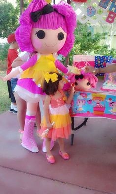 Lalaloopsy inspired Birthday Party Ideas | Photo 3 of 10 | Catch My Party